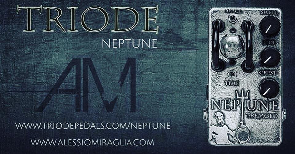 Triode Pedals Neptune